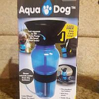 Портативная поилка для животных Aqua Dog, фото 1