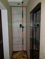 Распорная штанга FIRECORE для лазерного уровня 3.36 метра РЕЗЬБА 1/4 И 5/8 оригинал
