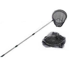 Підсаку рибальський круглий 3 секції ручка 1.70 м