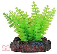 Пластиковое растение SUNSUN FZ 93