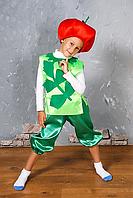 Дитячий карнавальний костюм Помідор,томат,помідорчик, фото 1