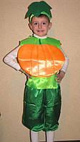 Карнавальный детский костюм Тыква,тыквенок,тыковка,гарбуз, фото 1