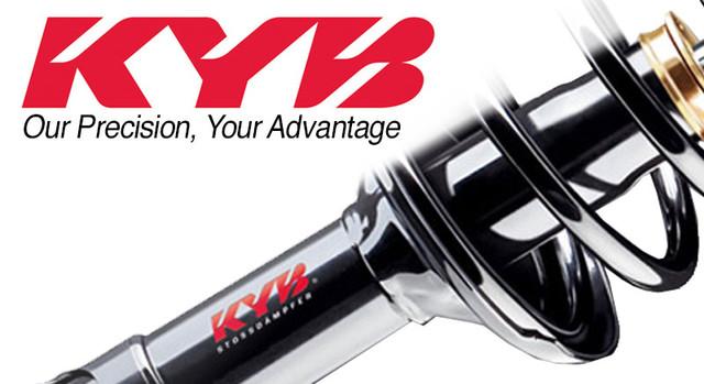 Амортизаторы KYB пружины подвески KYB ко всем моделям автомобилей