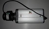 Камера видеонаблюдения Partizan, с объективом в комплекте б/у