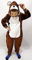 Пижама кигуруми Мишка из махры разных цветов для мальчика 92-128 р