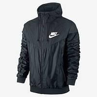Мужская ветровка Nike Windrunner Black