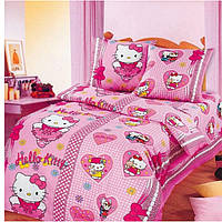 Комплект постельного белья  1,5 спальный для детей