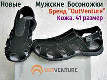 Чоловічі сандалі босоніжки Бренд OutVenture ШКІРА 41 розмір