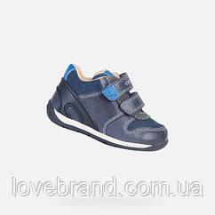 Ботиночки для мальчика GEOX (обувь для самых маленьких)