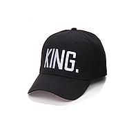 Кепка бейсболка King & Queen (Король и Королева) King 2, Унисекс, фото 1
