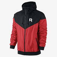 Мужская куртка / Ветровка Reebok Windrunner Red