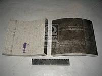 Накладка тормоза ИКАРУС,ЛАЗ,ЛИАЗ ( Фритекс), 018-01-3341-013Я1