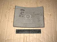 Накладка тормоза ИКАРУС,ЛАЗ,ЛИАЗ передн. ( Трибо), 677-3501105-01