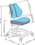 Чехол для кресла Diverso Grey FunDesk, фото 5