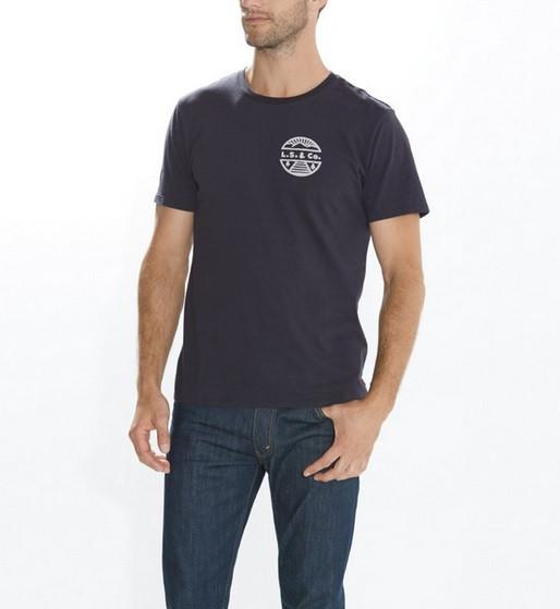 Мужская футболка Levis Graphic Tee - Black