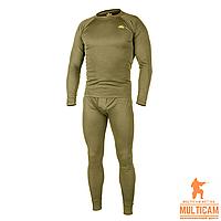 Термобелье Helikon-Tex® Underwear (full set) US LVL 1 - Olive Green, фото 1