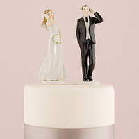 Фигурки на свадебный торт (арт. 1027)