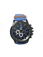 Часы мужские Pinbo Sport на  ремешке опт. Синий, фото 1