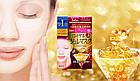 KOSE Clear Turn Premium Royal Jelly Mask Преміум маска з маточним молочком і гіалуронової кислотою, 4 шт, фото 3