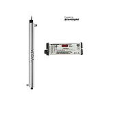 Ультрафиолетовая установка VP950/2, (Viqua) Канада, производительностью 7,8м3/час,