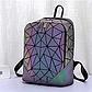 Женская сумка- рюкзак BAO BAO № 568 Хамелеон, фото 4