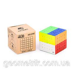 Кубик Рубика 6x6 Little Magic (цветной) (Yuxin)