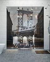 """Двери с фотопечатью """"Нью Йорк"""""""