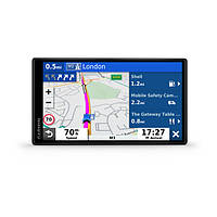 GPS навігатор Garmin DriveSmart 55 Full EU MT-S