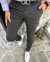😜Штани чоловічі темно-сірі штани