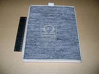 Элемент фильтра воздушного ВАЗ 2170  с кондиционером салона угольный ( Цитрон), 2170-8122020-10