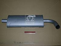 Глушитель ВАЗ 2123 ШЕВРОЛЕ-НИВА (с 2003г) закатной ( Ижора), 2123-1200010
