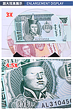 TH-7026B (белый) Лупа, Зажим, Держатель плат, Третья рука с лупой + led подсветка, фото 7