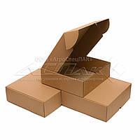 Картонные коробки 300*300*100 бурые, фото 1