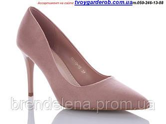 Стильные туфли женские Meko Melo КАБЛУК 8,5см р.36-40 (код 1131-00)