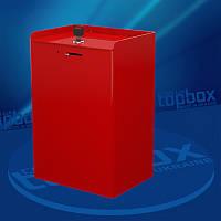 Коробка для сбора пожертвований 200x300x150 мм, объем 9 л.