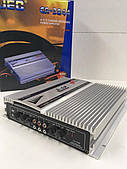 Автомобильный усилитель звука EC CA-3244 400Вт звука 4х канальный автоусилитель