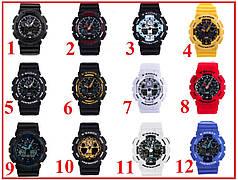 Распродажа! Часы Casio GA-100 мужские (часы касио) подарок для мужчины