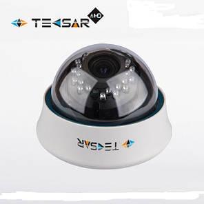 Видеокамера AHD купольная Tecsar AHDD-2M-20V-in, фото 2