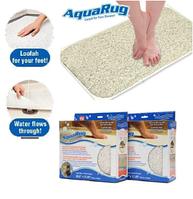 Впитывающий антискользящий коврик для ванной AQUA RUG