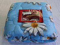 Одеяло полуторное, силикон 150х210
