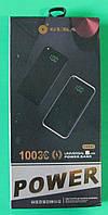 Портативный аккумулятор GUKA CK006 10000 mAh (черный)