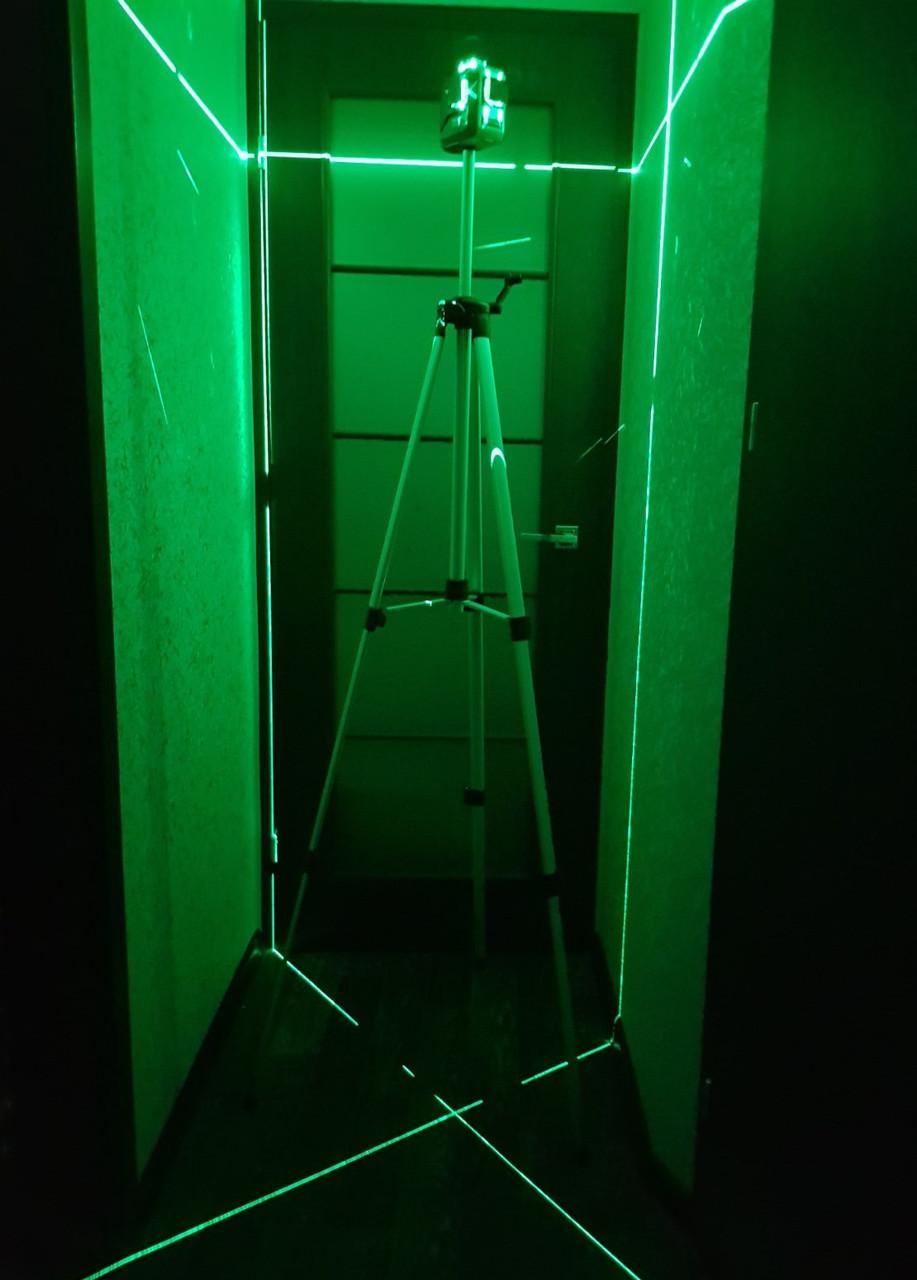 """ШТАТИВ для лазерного рівня , 5/8"""", 1.8 метрів!"""