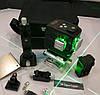 Лазерный нивелир/уровень DEKO LL12-GTD《МЕГА КОМПЛЕКТ》《Для полов и стяжек》 - Фото