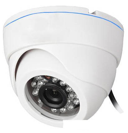 Видеокамера AHD купольная Tecsar AHDD-2M-30V-out, фото 2