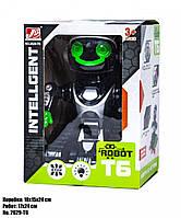 Робот игрушка для детей от 3 лет, световые эффекты 2629-T6