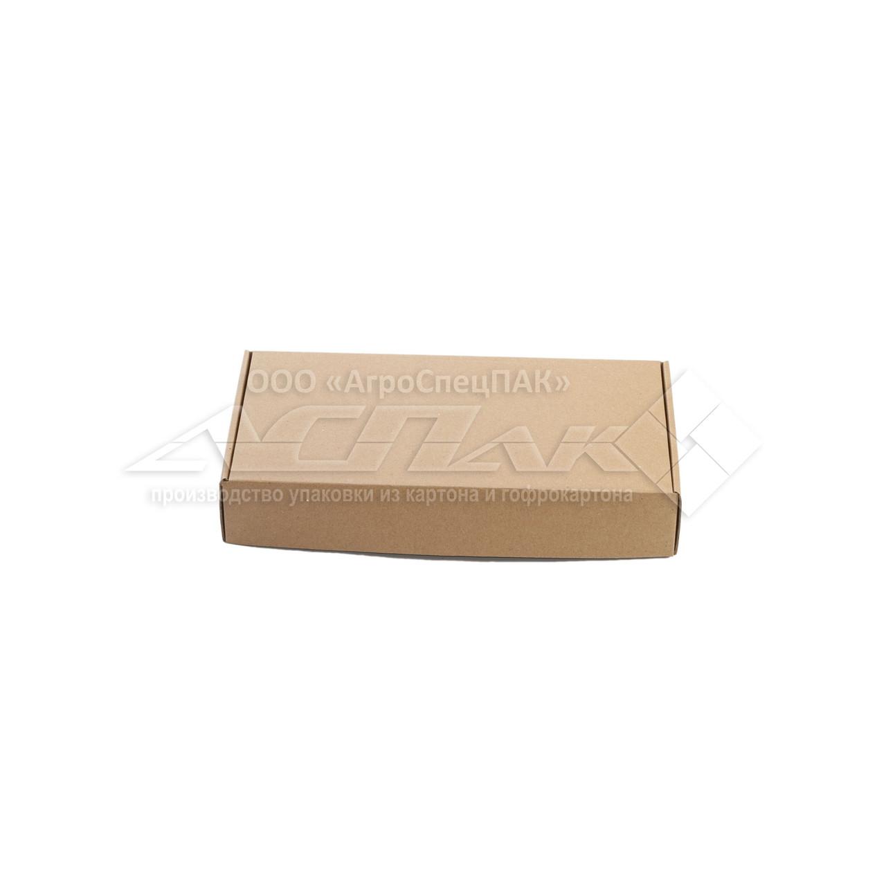 Картонные коробки 303*153*53 бурые - фото 4