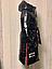 Женская куртка удлинённая под пояс, фото 4