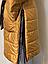 Женская куртка удлинённая под пояс, фото 6
