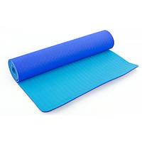 Коврик для фитнеса (йога мат) 6мм