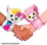 Оригинал! Интерактивныйбраслетигрушка Флутта Little Live Wrapples Slap Bracelets Flutta, фото 7